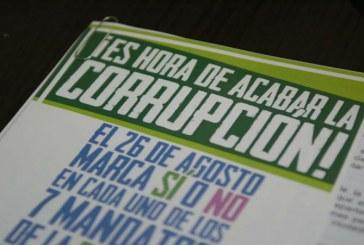 En agosto los colombianos decidirán sobre la Consulta Anticorrupción