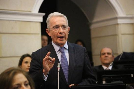 Justicia seguirá investigación contra expresidente Uribe por presunto soborno