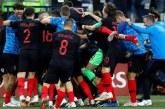 Croacia elimina al anfitrión y completa la llave de los semifinalistas