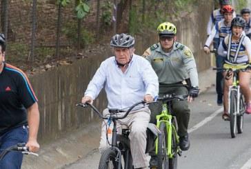 En cumpleaños 482 de Cali, avanza Programa de Movilidad en Bicicleta deAlcaldía