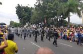 Galería de fotos: Así se vive el desfile militar del día de la independencia en Cali