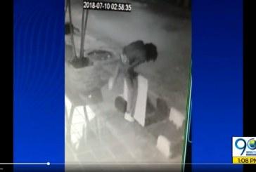 'El Diablo' preocupa en el barrio Centenario de Cali, por robo de contadores