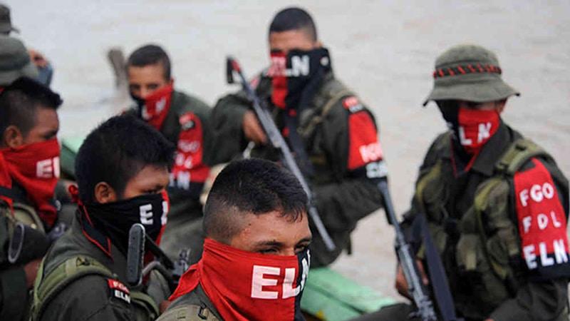 ELN asegura no tener responsabilidad por el crimen de las 7 personas en el Cauca