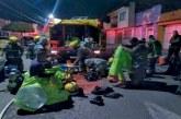 Emergencia por derrame de químicos dejó seis lesionados en barrio Cristóbal Colón, en Cali