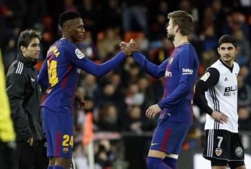 La declaración del técnico del Barcelona que tiene soñando a Yerry Mina con el desquite