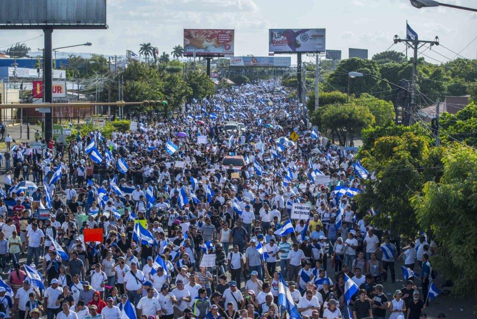 CIDH eleva a 317 cifra de fallecidos por crisis en Nicaragua, 23 son menores