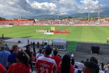 Luego de un año de cierre, el estadio 12 de Octubre de Tuluá presentó su nueva cara