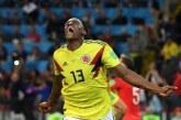 La FIFA destaca el nivel mostrado por Yerry Mina durante el Mundial Rusia 2018