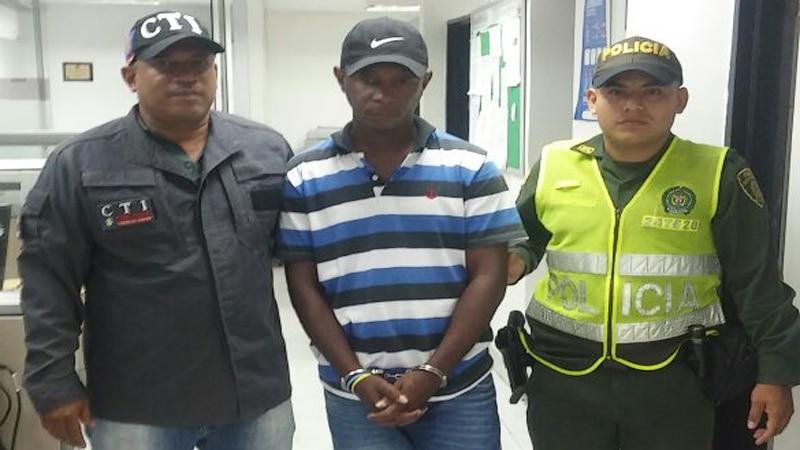 Capturan a hombre que sería el presunto homicida del jefe de planeación de Florida