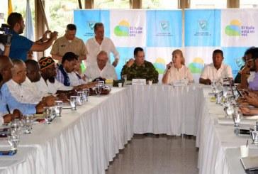 Autoridades del Valle tomarán medidas de protección para líderes sociales amenazados