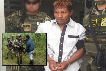 Capturado indígena que amenazó con machete a un soldado en el norte del Cauca