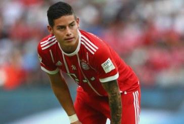 De estrella a la banca, ¿qué pasa con James Rodríguez en el inicio de la Liga Alemana?