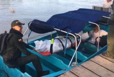 18 migrantes rescatados y uno muerto, al ser abandonados por 'Coyotes' en Chocó