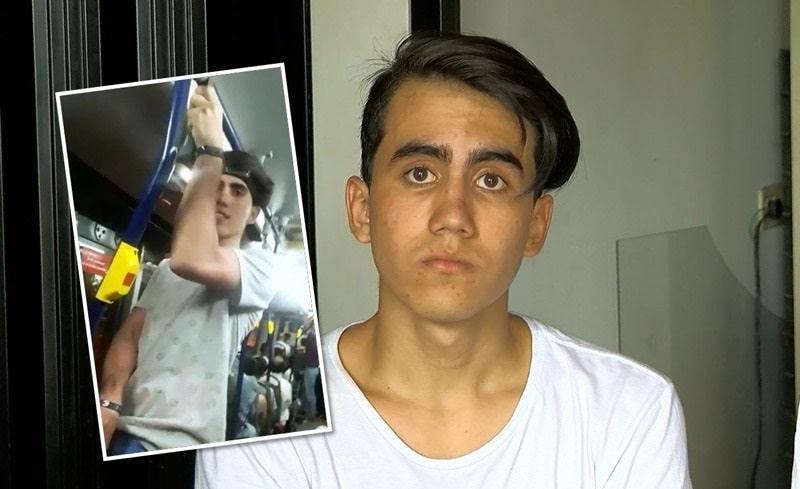 Joven que atacó con sus amigos un bus y una parada del Mío pidió perdón a Cali
