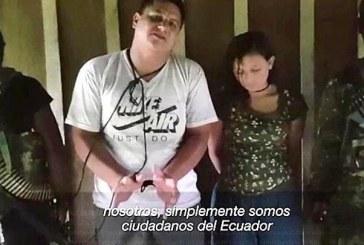 Cuerpos encontrados en Nariño sí eran de los dos ciudadanos ecuatorianos