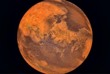 Prepárese hoy para ver al planeta Marte más cerca que nunca a la Tierra