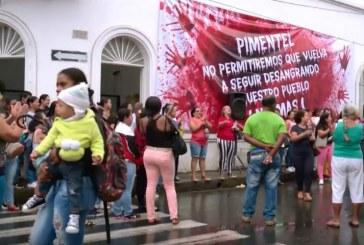 Habitantes de Jamundí se tomaron la Alcaldía para apoyar mandato de Edgar Yandy