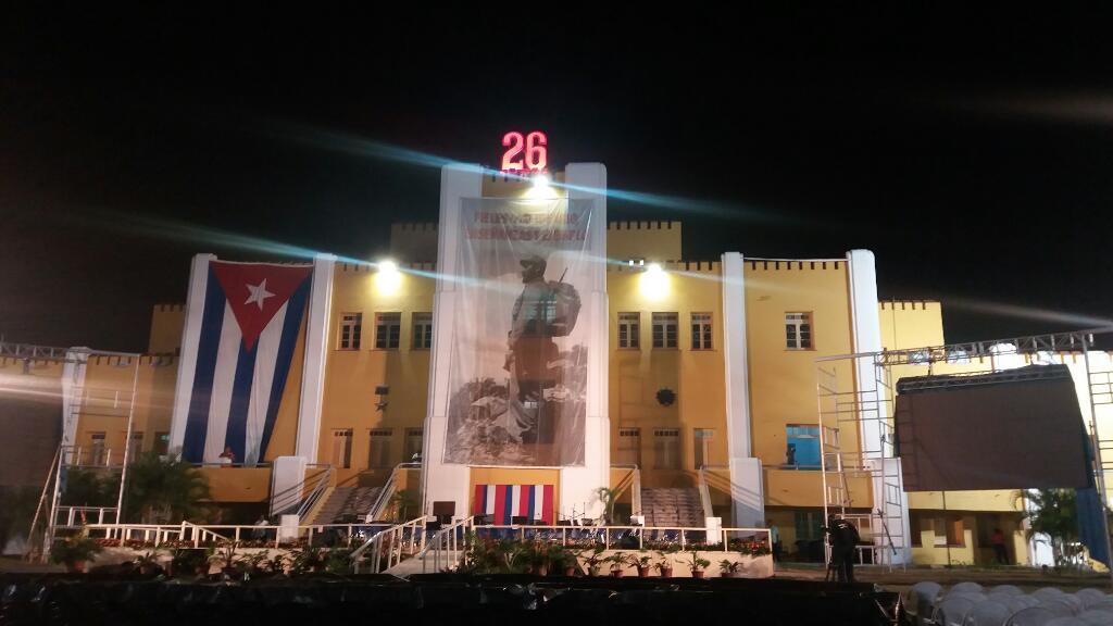 Raúl Castro llama a los cubanos a mantener la unidad en Día de la Rebeldía Nacional