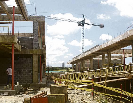 Reactivación en la construcción del megacolegio en Buenaventura