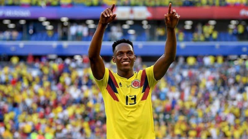 Yerry Mina podría jugar la próxima temporada en la Premier League de Inglaterra