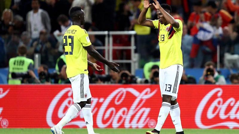 Yerry Mina puede jugar en cualquier equipo del mundo, según Dávinson Sánchez