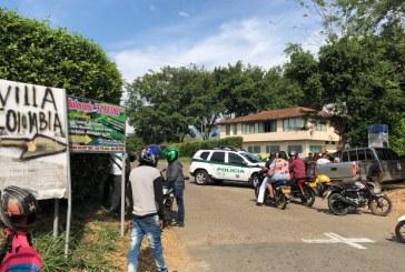 Reportan hostigamiento a uniformados en zona rural de Jamundí