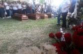 Llegaron a Cali cuerpos de colombianos fallecidos en accidente en Ecuador