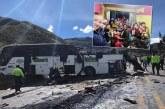 Este es el listado de personas heridas en accidente en Ecuador que dejó 24 muertos