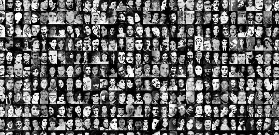 Advierten que en Colombia han desaparecido más de 137.000 personas desde 1938