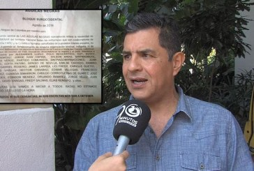 Águilas Negras amenazan de muerte al exalcalde de Cali Jorge Iván Ospina