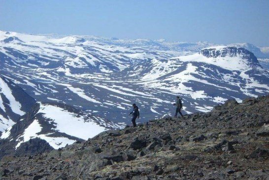 Alerta: el monte más alto de Suecia se encoje 4 metros por el calor