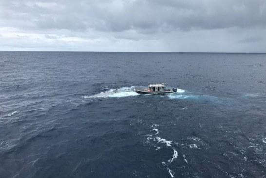 Armada Nacional incautó 1.722 kilos de cocaína en el Pacífico colombiano
