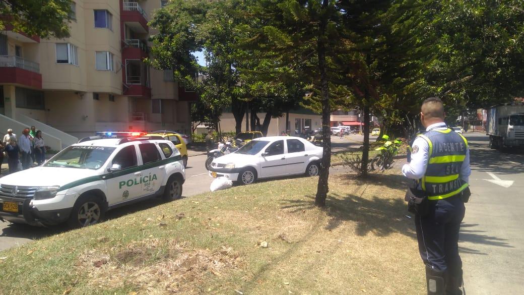 Atentado sicarial en barrio Pampalinda de Cali habría dejado una persona sin vida