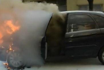 En 2018 reportan 144 incendios de vehículos en Cali, 20% más que el año anterior
