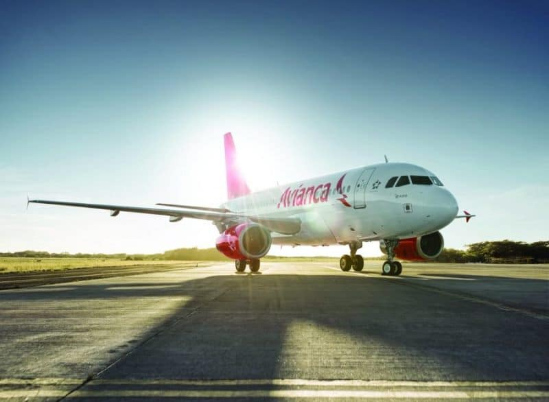 Avianca reanudará los vuelos nacionales desde el 1 de septiembre