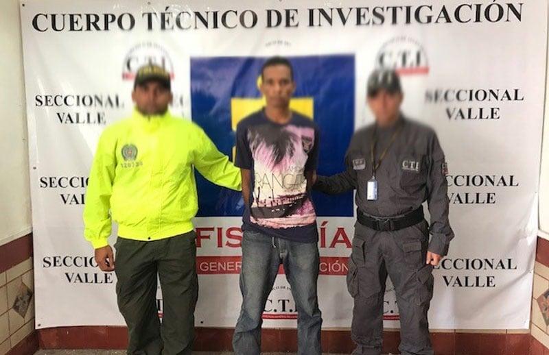 Capturan a mototaxista que abusó sexualmente de cuatro mujeres en Guacarí