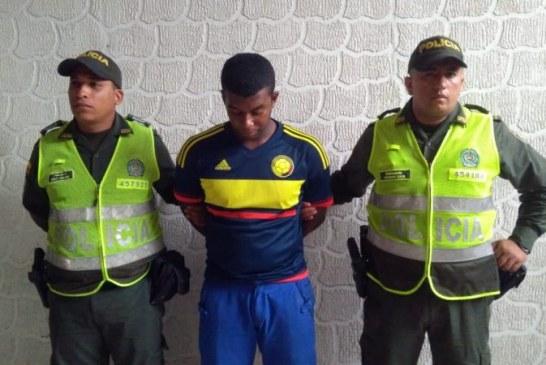 Capturan en Palmira a alias Yeison, quien era requerido con circular azul de la Interpol