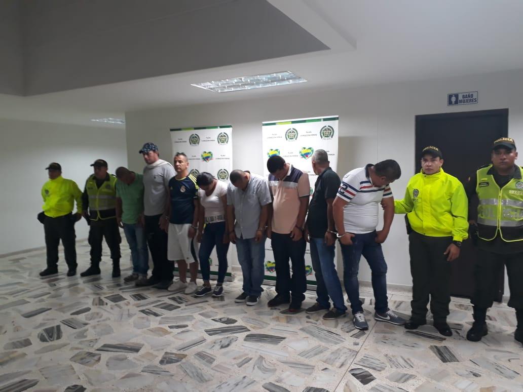 Autoridades desarticulan banda delincuencial 'Los Vecinos' en Buenaventura