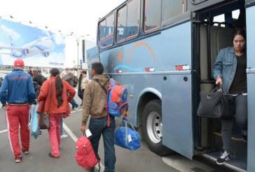 Caracas facilita repatriación de 89 venezolanos víctimas de la xenofobia en Perú