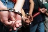 Cinco hombres fueron capturados por ser los presuntos secuestradores de un menor de edad