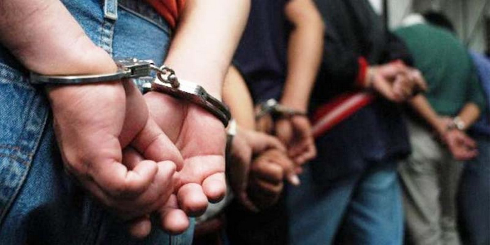 Autoridades capturaron a 7 integrantes de la banda 'Los KR' por extorsiones en invasión de Cali
