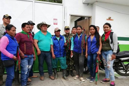 Rescatan a comerciante que había sido secuestrado en Miranda, Cauca