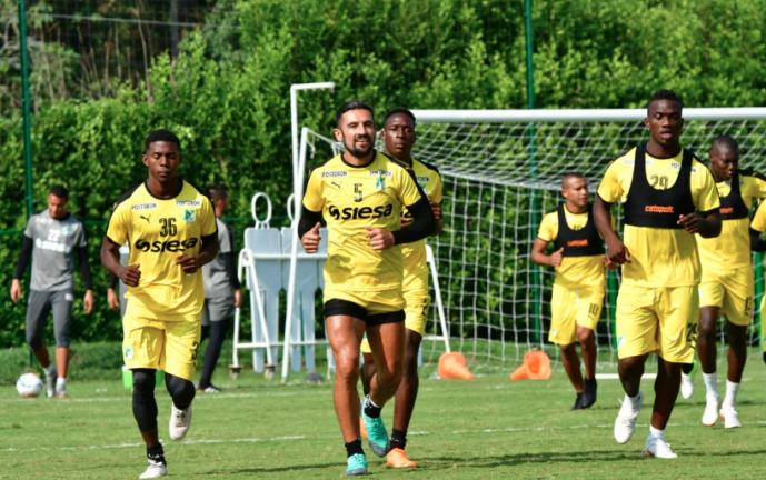 Deportivo Cali buscará recuperar puntos frente al líder de la Liga, La Equidad