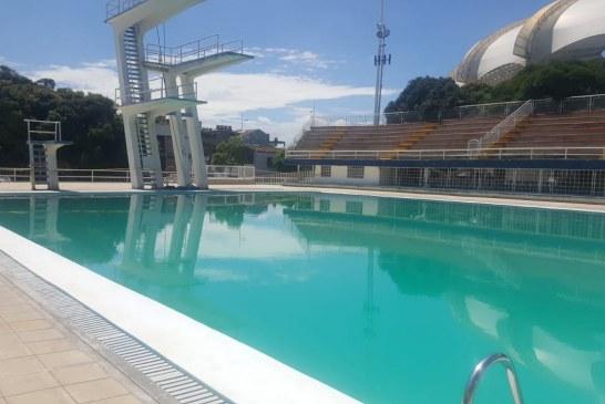 Piscinas Alberto Galindo contarán de nuevo con el escenario de rugby acuático