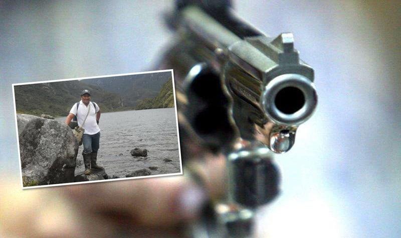 Docente indígena fue atacado con arma de fuego por desconocidos en Florida