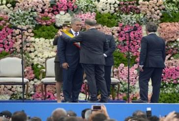 Colombia tiene nuevo Presidente, Iván Duque Márquez se posesionó este 7 de agosto