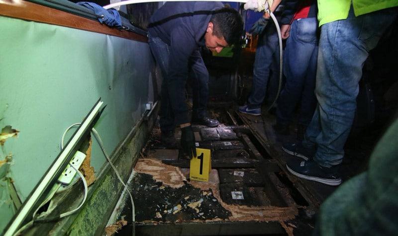Cayó hombre que sería responsable de envío de 'narcobus' donde murieron 24 personas