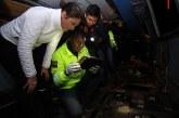 Suspenderían regreso de colombianos heridos tras hallar droga en bus accidentado en Ecuador