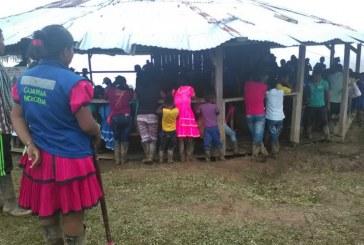 Ordenan evacuación de cinco niños indígenas de El Dovio por complicaciones de salud