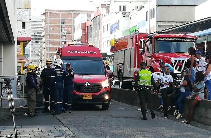 Familia de uno de los heridos del Palacio de Justicia denuncian mala atención